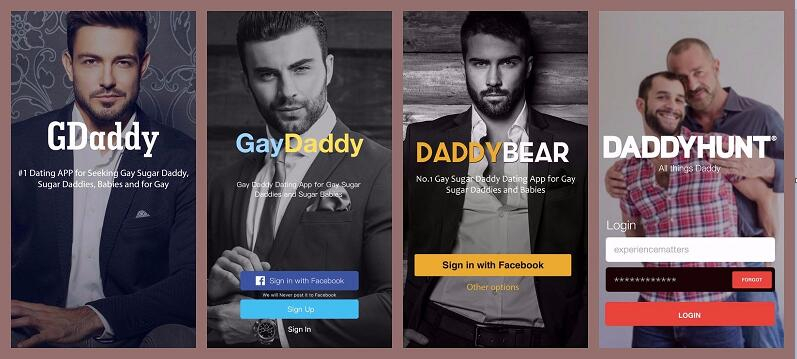 best gay sugar daddy apps